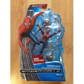 Figura 6 Spiderman 3 Hombre Araña Web Swinging Acrobatic .