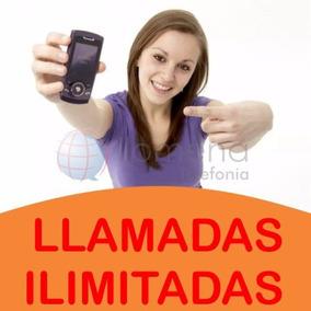 Llamadas Voip Ip Ilimitadas No Recargas Virtuales