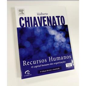 Livro: Recursos Humanos - 9a. Ed. - Idalberto Chiavenato