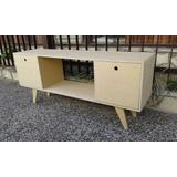 Mesa Tv Lcd Led Mdf Modulo Vintage Somos Fabricantes