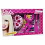 Set De Pasteleria Torta Cumpleaños Barbie Con Abrojo