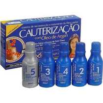 Cauterização Hair Fly Com Oleo Argan
