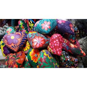 Collar De Alebrije Echo De Copal 10 Pz Colores Surtidos