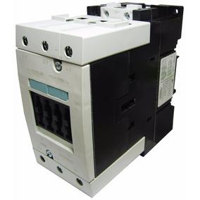 Contactor 80 A Bobina 220v 45kw 60v Siemens 3rt1046-1an20
