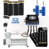 Kit Ar 10mm Bluetooth I-system + Compressor 444