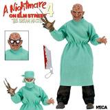 Freddy Krueger Surgeon Nightmare Elm Street 4 Neca 2017 Novo