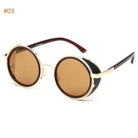 1c81ac3907 Gafas De Lentes Redondos Para Hombre - Ropa y Accesorios Blanco en ...