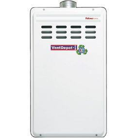 Boiler Gas De Paso Instantaneos, Mxgfh-003, 5 Servicios, 35
