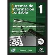 Sic Sistema De Informacion Contable 1 **nueva Edicion 2016**