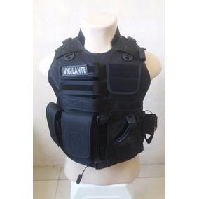 Capa De Colete Balístico Para Vigilante + Emborrachados