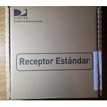 Kit Prepago Directv Decodificador + Cable Rg6 15m