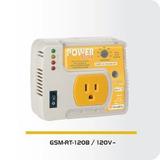 Protector Exceline A/a Refrigeracion Gsm-rt120 Bornera Toma