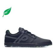 Tenis Ous Pro Model Naccarato Black Green Camo Oe
