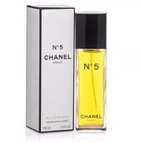 Chanel Nro 5 Edt 100ml Original Francia Tester