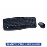 Teclado Y Mouse Inalámbrico Genius Kb 8000 X Districomp