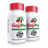 Goji Pro Adelgazar 2 Frascos 180 Cap Original Usa Gojipro