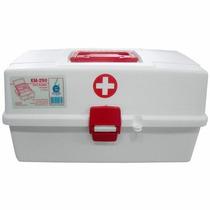 Caixa Maleta Primeiros Socorros Veterinário 03 Bandejas