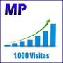 1000 Visitas Para Blog, Sites, Paginas E Outros