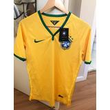 Oferta! Camisa Seleção Brasileira 2014! Tam: M