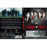 La Casa De Papel Completa Ed 2017 Española 5 Dvd Cajas