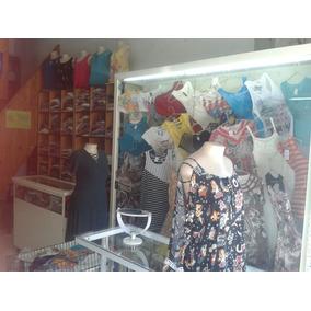 Vendo Instalacao De Loja De Roupas Infantil E Feminina