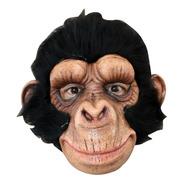Máscara De Látex Chimp George Chango Chimpancé Animales