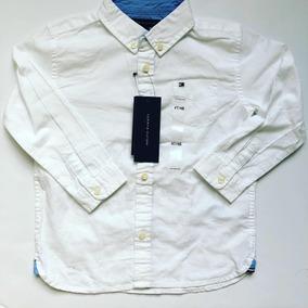 33aea6b895 Camisa Social Infantil Tommy Hilfiger - Calçados