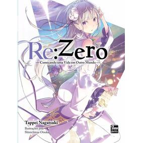 Re Zero Novel 01