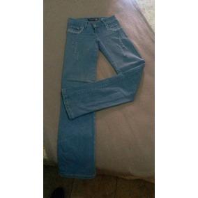 Hermoso Blue Jeans De Dama 8