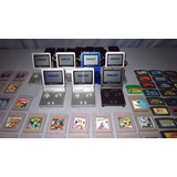 Consola Gameboy Advance Sp Reproduce Gameboy Clasico Gbc Gba