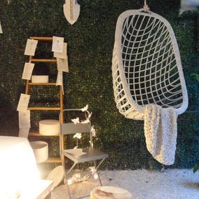 Silla Colgante O Hamaca Ikea Decoracion Para El Hogar En Mercado - Silla-colgante-de-mimbre