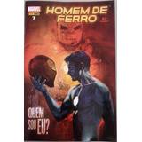 Hq Homem De Ferro Nº 07 Ed. Junho/2017 - Quem Sou Eu?