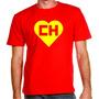 Camiseta Malha Pv - Chapolin Colorado