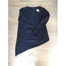 b50971a78b Camisa Alongada Swag Assimétrica Youcom Preta G