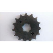 Pinhão Vaz 15 Dentes Cg 125 Titan 95 A 04 - Fan 125 05 A 08