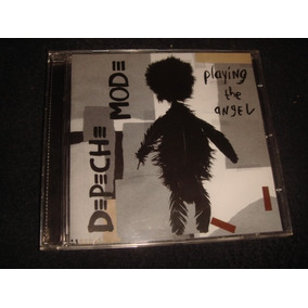 Cd Depeche Mode / Playing The Angel