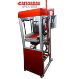 Maquina P/ Fabricar Blocos De Concreto E Paves Ck 1.0 Manual