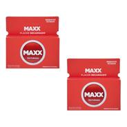Preservativos Maxx Texturado X12 Mayor Placer Y Estimulacion
