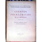 Cuentos Folkloricos De La Argentina -primera Serie - Susana