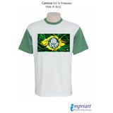 Camisa Time Palmeiras - Brasil Palmeiras