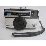 Câmera Fotografica Kodak Antiga Instamatic 177xf
