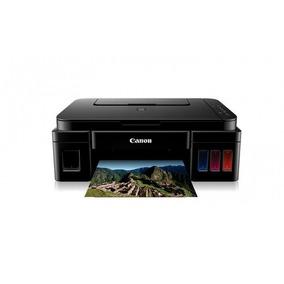 Impresora Multifuncional Canon Pixma G2110 Ciss De Fabrica -