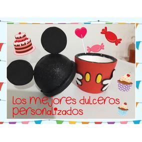 Mickey Imperdibles Dulceros Personificados!!!