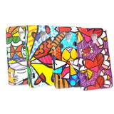 Capa Lg Optimus L7 2 P714 Emborrachada Gel Romero Britto