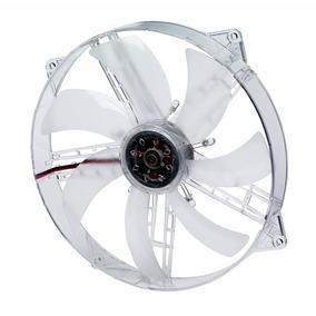 Cooler Fan 180mm 18cm Akasa Ak-f1825sm-cb C/ Led Azul