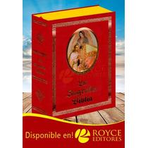 La Sagrada Biblia 1 Vol + 1 Cd Rom