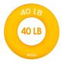 40L Amarillo (Handgrip Rueda)