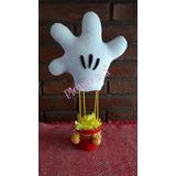 5 Centros De Mesa Souvenirs Globo De Mickey Mouse Cumpleaños