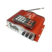 Amplificador De 2 Canales 1200 Watts Dxr 010 166