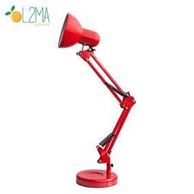 Luminária De Mesa Articulada Articulável Pixar 5 Cores